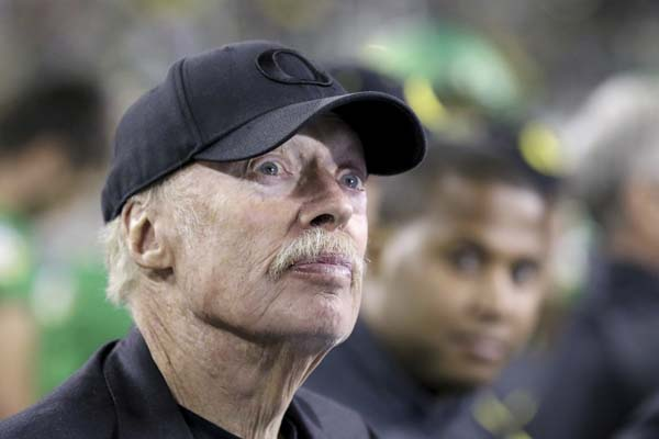 <div class='meta'><div class='origin-logo' data-origin='AP'></div><span class='caption-text' data-credit='AP Photo/Ryan Kang'>No. 18: Phil Knight, Nike co-founder, is worth $25.5B.</span></div>