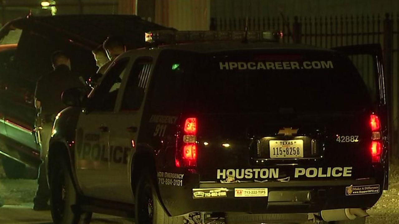 Houston police say a man accidentally shot his wife