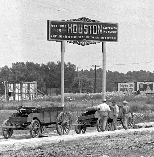 <div class='meta'><div class='origin-logo' data-origin='none'></div><span class='caption-text' data-credit='KTRK Photo'>The oldest documented film showing the city of Houston turns 100 years old this year, and its owner wants to show our viewers what life looked like way back when.</span></div>