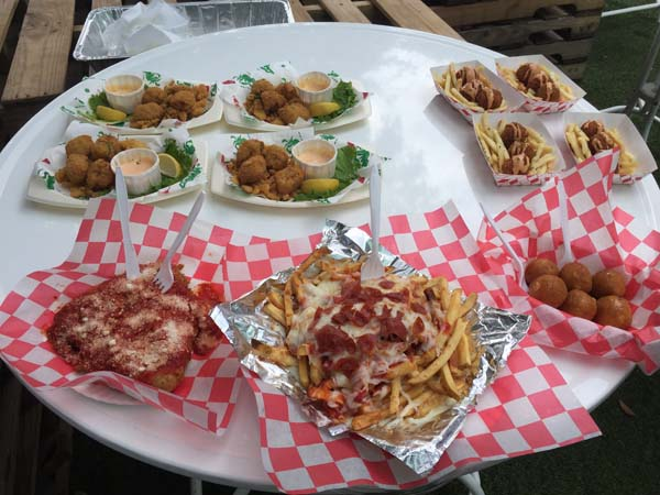 <div class='meta'><div class='origin-logo' data-origin='KTRK'></div><span class='caption-text' data-credit=''>A view of some of the foods at the State Fair in Dallas</span></div>