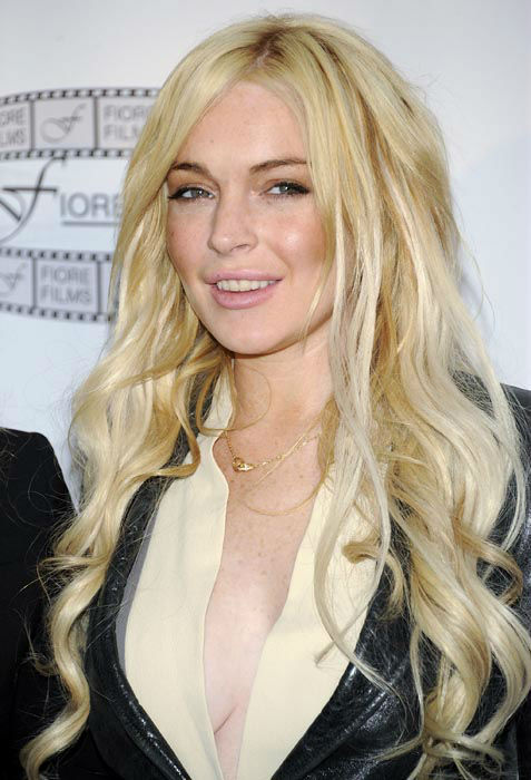 """<div class=""""meta image-caption""""><div class=""""origin-logo origin-image none""""><span>none</span></div><span class=""""caption-text"""">Actress Lindsay Lohan attends a press conference for the film 'Gotti: Three Generations' at The Sheraton Hotel on Tuesday, April 12, 2011 in New York.  (AP Photo/ Evan Agostini)</span></div>"""