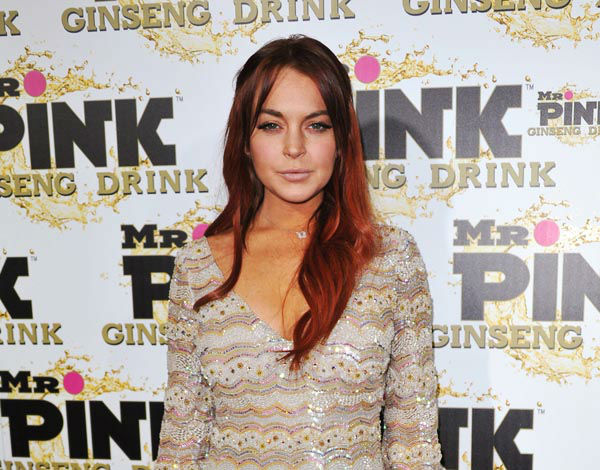 "<div class=""meta image-caption""><div class=""origin-logo origin-image none""><span>none</span></div><span class=""caption-text"">FILE - In this Oct. 11, 2012 file photo, Lindsay Lohan attends the Mr. Pink Ginseng launch party at the Beverly Wilshire hotel in Beverly Hills, Calif. (AP Photo/ Richard Shotwell)</span></div>"