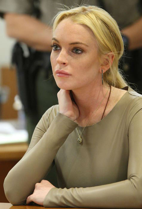 "<div class=""meta image-caption""><div class=""origin-logo origin-image none""><span>none</span></div><span class=""caption-text"">Lindsay Lohan appears at Los Angeles Superior Court, Thursday, March 10, 2011.  (AP Photo/ David McNew)</span></div>"