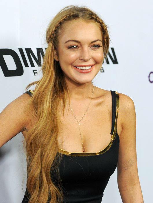 Lindsay Lohan chirurgie esthétique