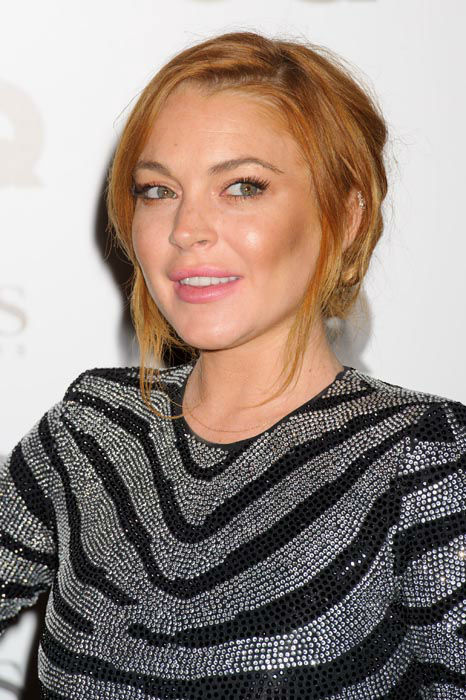 Lindsay Lohan says she may run for president in 2020 ...