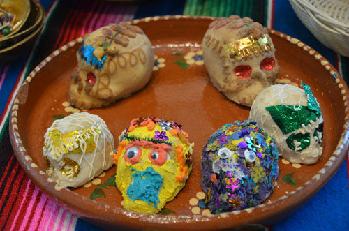 <div class='meta'><div class='origin-logo' data-origin='none'></div><span class='caption-text' data-credit='Blanca Beltran'>The Lawndale Art Center presents its 27th Annual Dia de los Muertos events, a celebration of the art, music and folk-life of Mexico.</span></div>