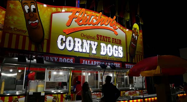 <div class='meta'><div class='origin-logo' data-origin='KTRK'></div><span class='caption-text' data-credit='KTRK'>Food after dark at the State Fair of Texas</span></div>