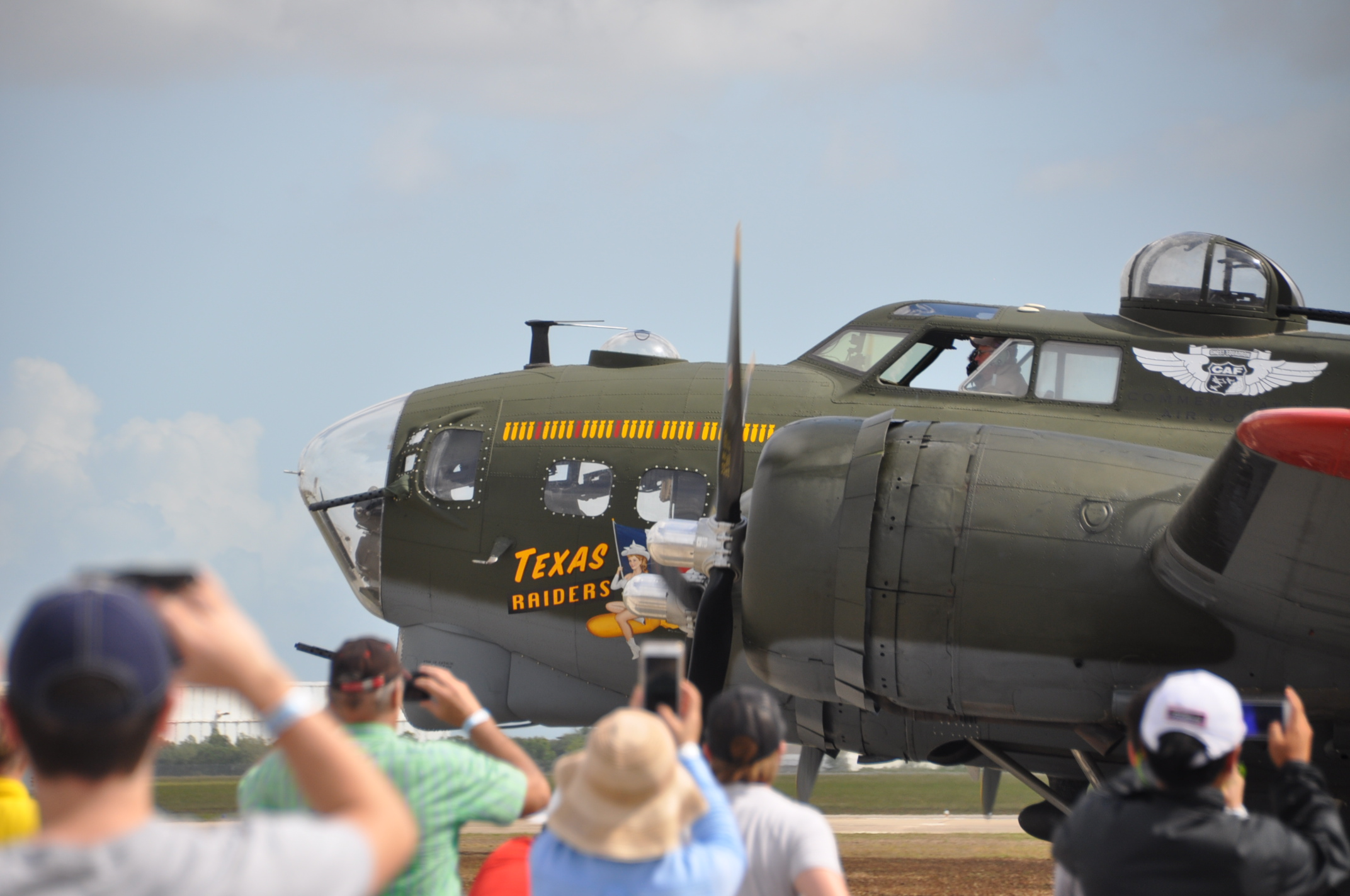 "<div class=""meta image-caption""><div class=""origin-logo origin-image ktrk""><span>KTRK</span></div><span class=""caption-text"">Decades of history on display and in flight at the Wings Over Houston Air Show at Ellington Field, October 21-22-, 2017.</span></div>"