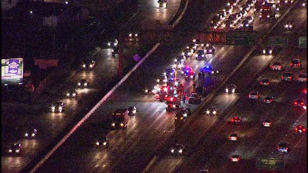 <div class='meta'><div class='origin-logo' data-origin='KTRK'></div><span class='caption-text' data-credit='KTRK'>A person is dead after a crash this morning on the Gulf Freeway</span></div>