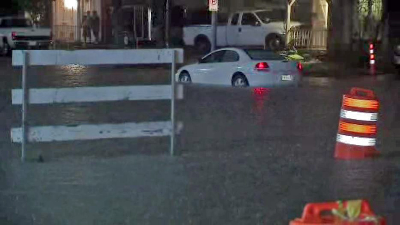 <div class='meta'><div class='origin-logo' data-origin='none'></div><span class='caption-text' data-credit='Photo/King, Michael (KTRK-TV)'>Flooding near Highway 59 at Fondren.  If you have photos, email them to news@abc13.com or upload them using #abc13eyewitness</span></div>