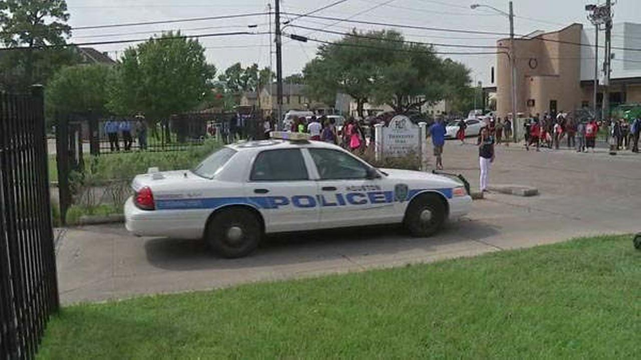 PHOTOS: Shooting at Texas Southern University