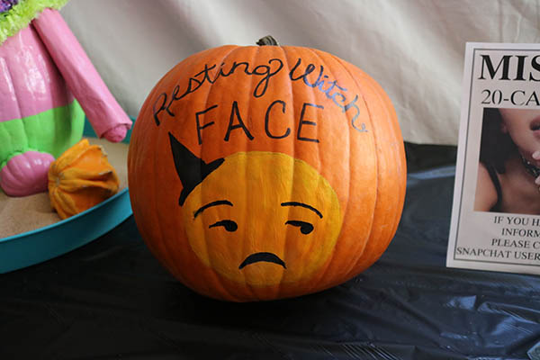 "<div class=""meta image-caption""><div class=""origin-logo origin-image ktrk""><span>KTRK</span></div><span class=""caption-text"">This is ""Resting Witch Face"" as part of Adcetera's 19th annual pumpkin carving contest.</span></div>"