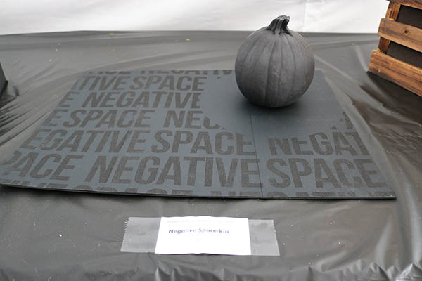 "<div class=""meta image-caption""><div class=""origin-logo origin-image ktrk""><span>KTRK</span></div><span class=""caption-text"">This is ""Negative Space-kin"" by Diem Le as part of Adcetera's 19th annual pumpkin carving contest.</span></div>"