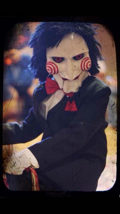 Extreme Halloween: 8-year-old boy's costumes not for faint of ...