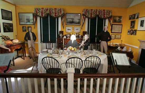 slave quarters to be rebuilt at madison 39 s va home. Black Bedroom Furniture Sets. Home Design Ideas