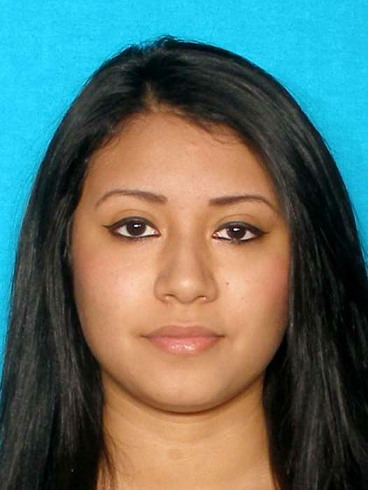 "<div class=""meta image-caption""><div class=""origin-logo origin-image ""><span></span></div><span class=""caption-text"">Vicky Perez, 19, charged with evading arrest/detention (KTRK Photo/ Harris County Constable's Office)</span></div>"