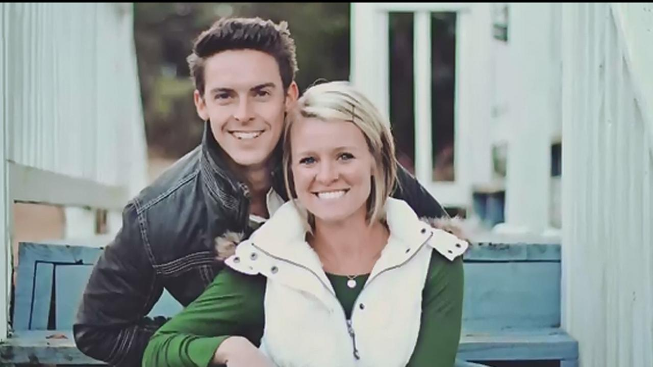 Pastor Blackburn and Amanda Blackburn - Murdered Pastors Wife