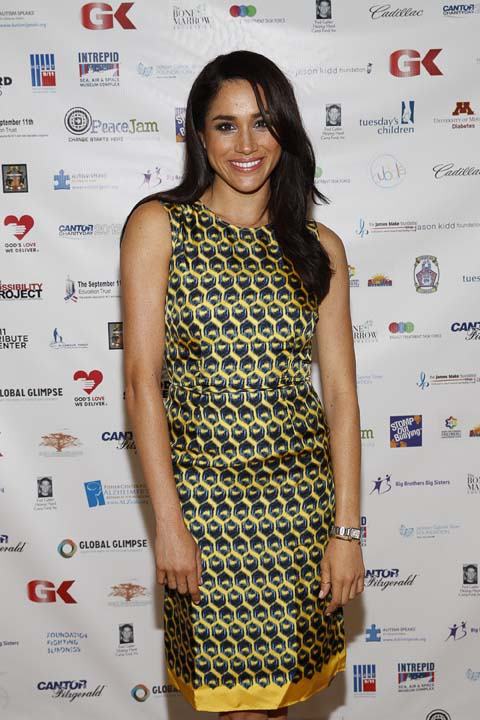 """<div class=""""meta image-caption""""><div class=""""origin-logo origin-image ap""""><span>AP</span></div><span class=""""caption-text"""">Meghan Markle arrives at the Annual Charity Day (Mark Von Holden/Invision/AP)</span></div>"""