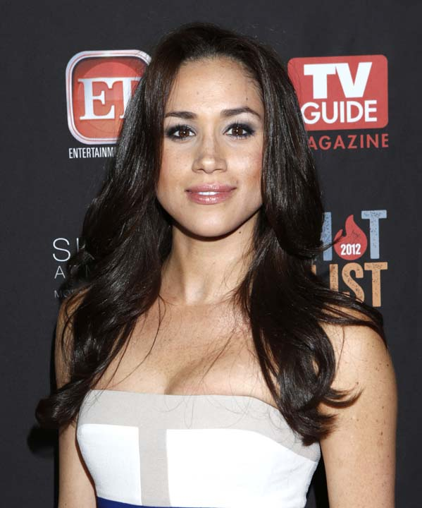 """<div class=""""meta image-caption""""><div class=""""origin-logo origin-image ap""""><span>AP</span></div><span class=""""caption-text"""">Meghan Markle attends TV Guide Magazine's 2012 Hot List Party at Skybar at the Mondrian Hotel (Todd Williamson/Invision/AP)</span></div>"""