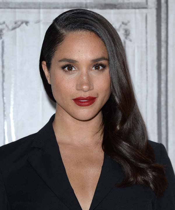 """<div class=""""meta image-caption""""><div class=""""origin-logo origin-image ap""""><span>AP</span></div><span class=""""caption-text"""">Actress Meghan Markle participates in AOL's BUILD Speaker Series to discuss her role on the television show, """"Suits"""" (Evan Agostini/Invision/AP)</span></div>"""