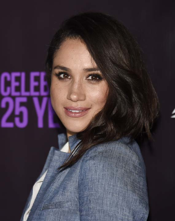 """<div class=""""meta image-caption""""><div class=""""origin-logo origin-image ap""""><span>AP</span></div><span class=""""caption-text"""">Actress Meghan Markle poses at P.S. Arts' """"the pARTy!"""" at Neuehouse on Friday, May 20, 2016, in Los Angeles. (Photo by Chris Pizzello/Invision/AP) (Chris Pizzello/Invision/AP)</span></div>"""