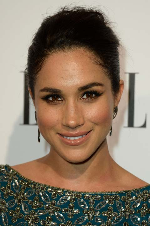 """<div class=""""meta image-caption""""><div class=""""origin-logo origin-image ap""""><span>AP</span></div><span class=""""caption-text"""">Meghan Markle attends ELLE's Women in Television Celebration on Wednesday, Jan. 22, 2014 in Los Angeles. (Jordan Strauss/Invision/AP)</span></div>"""