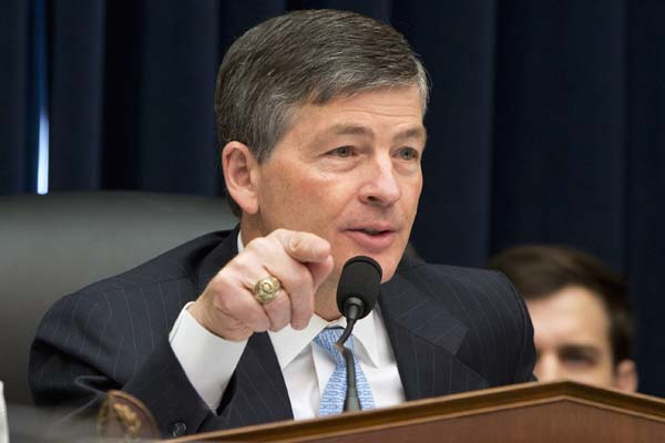 <div class='meta'><div class='origin-logo' data-origin='KTRK'></div><span class='caption-text' data-credit='AP Photo/Jacquelyn Martin'>House Financial Services Committee Chairman Rep. Jeb Hensarling</span></div>