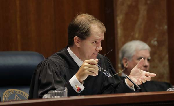 <div class='meta'><div class='origin-logo' data-origin='KTRK'></div><span class='caption-text' data-credit='AP Photo/Eric Gay'>Texas Supreme Court Justice Don Willett</span></div>
