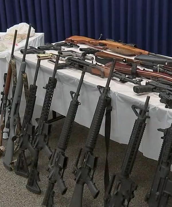 <div class='meta'><div class='origin-logo' data-origin='KTRK'></div><span class='caption-text' data-credit=''>Deputies discovered a large amount of meth, guns and money inside the garage of a Fort Bend County home.</span></div>