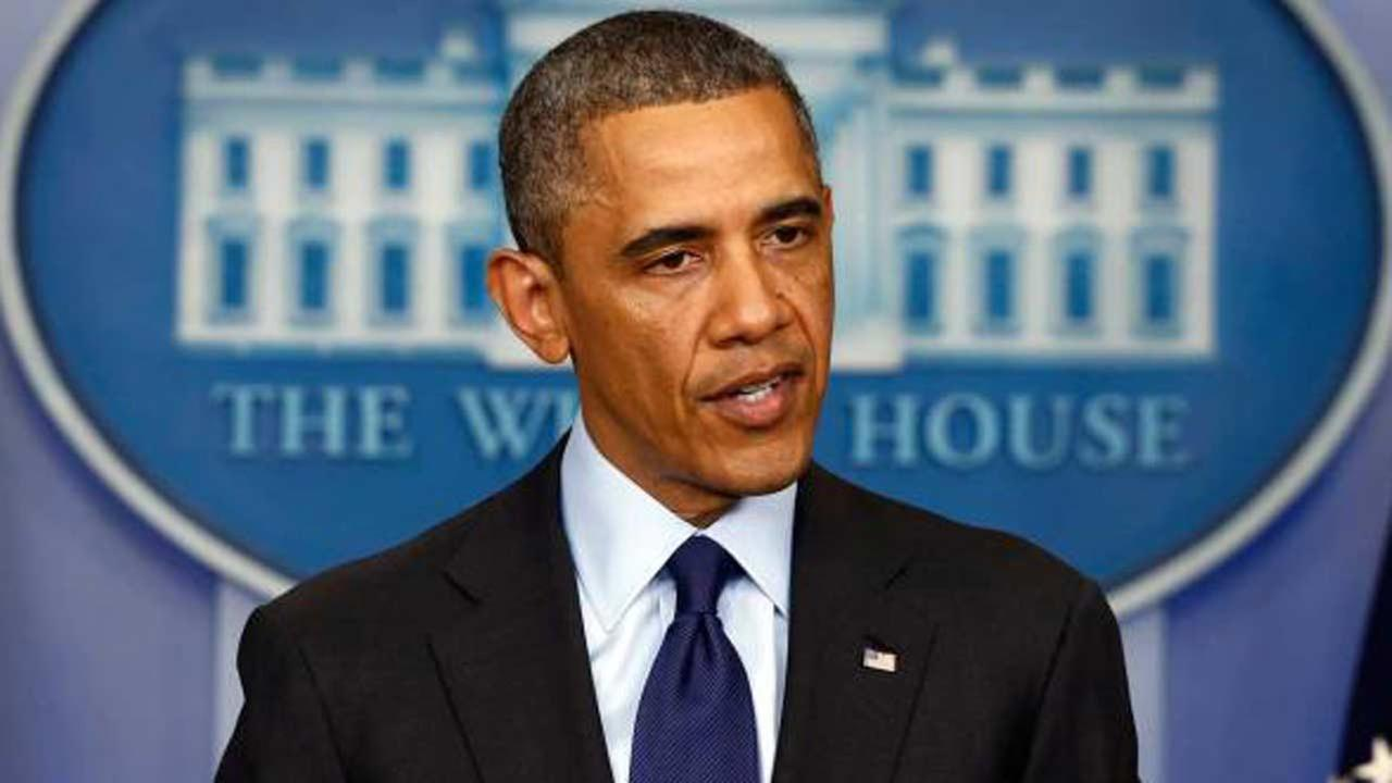 President Barack Obama - FILE PHOTO