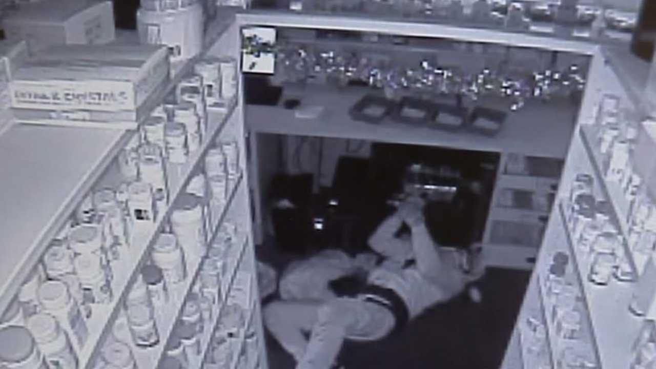 Conroe Pharmacy Burglary