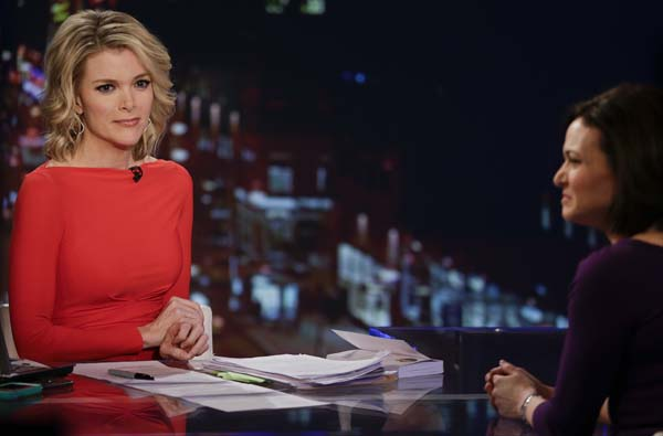 "<div class=""meta image-caption""><div class=""origin-logo origin-image ap""><span>AP</span></div><span class=""caption-text"">Sheryl Sandburg, chief operating officer of Facebook, responds to questions during a news interview with Megyn Kelly (AP Photo/Frank Franklin II)</span></div>"