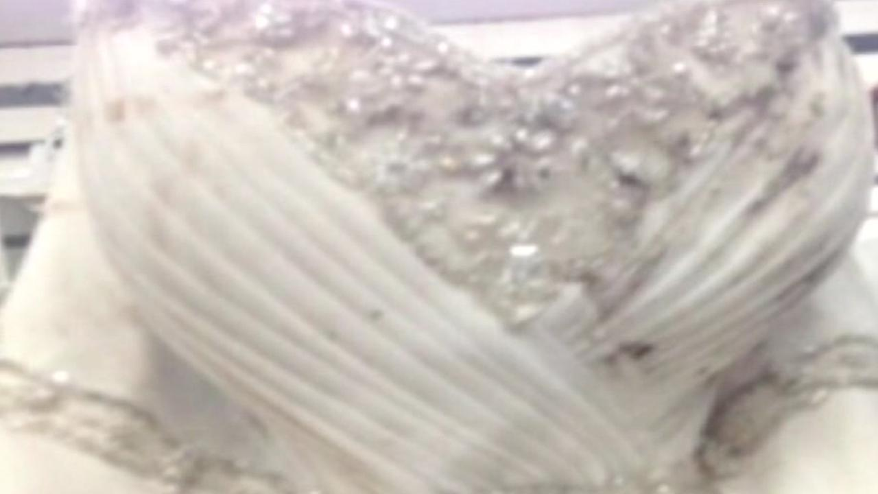 Wedding Dresses Preservation