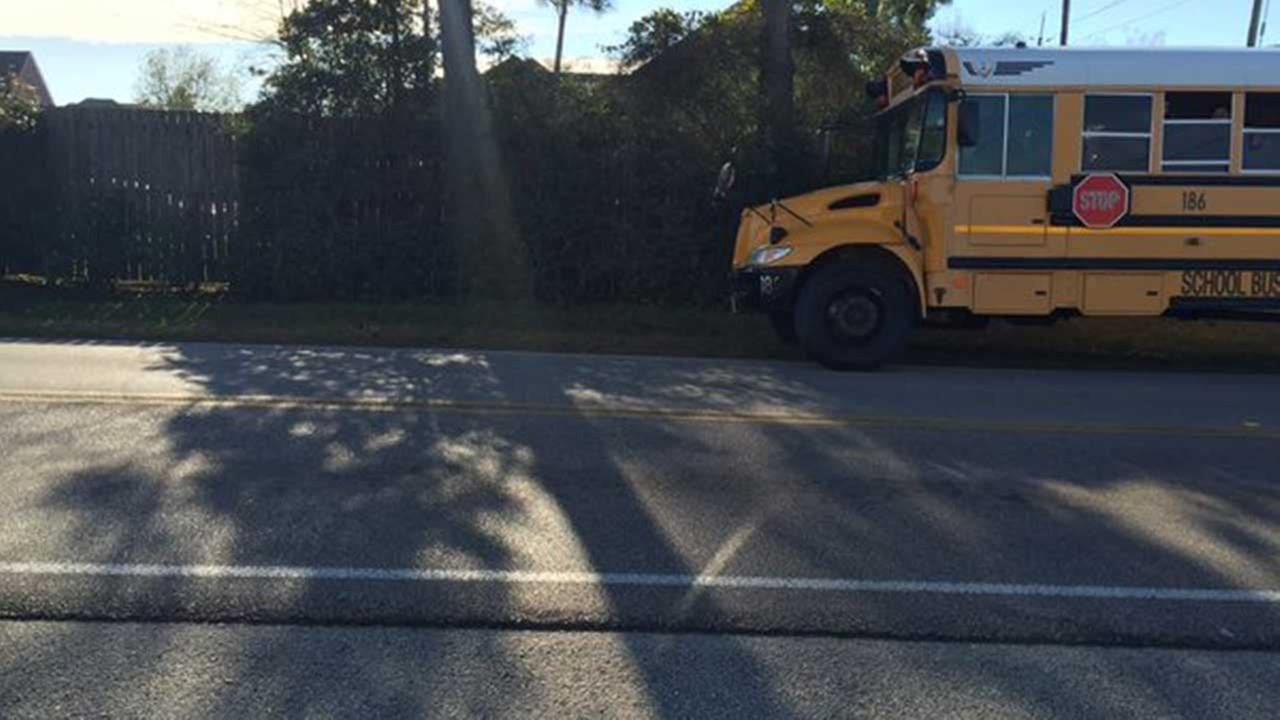 Klein ISD Bus Accident
