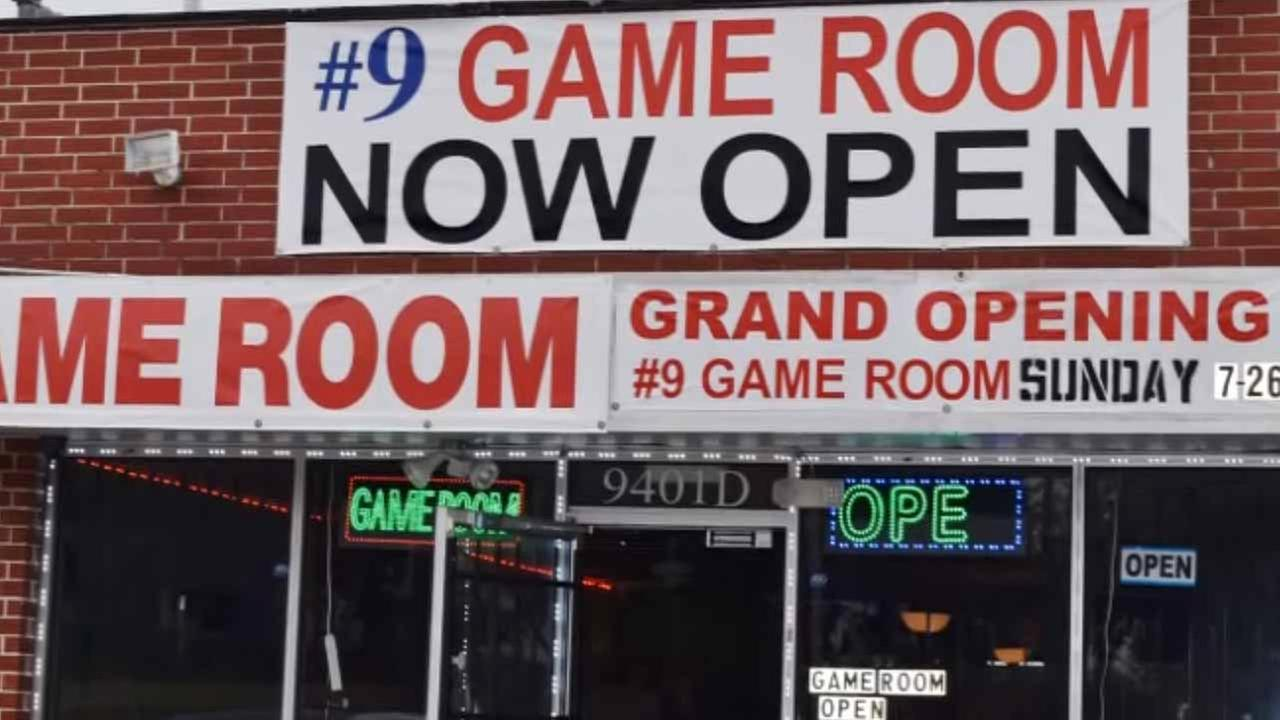 Game room operation