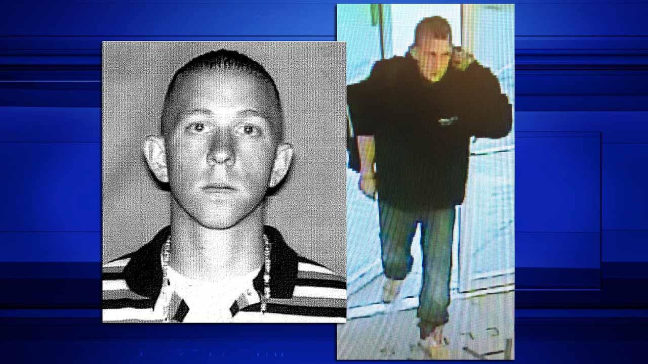 Suspect in Kay Jewelers robbery in Rosenberg.