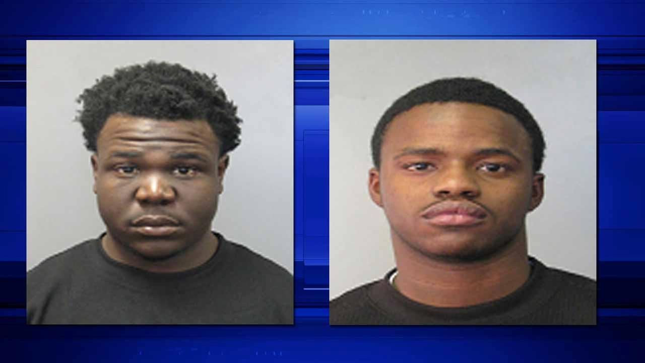 Suspects in suspicious call