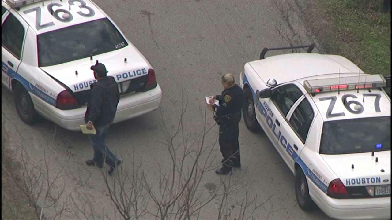 Police: Shots fired following pursuit