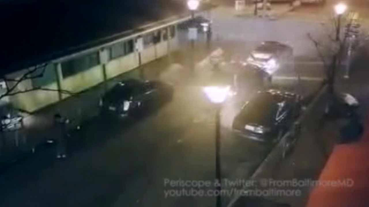 Baltimore Road Rage