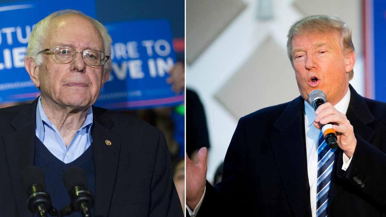 Sanders/Trump