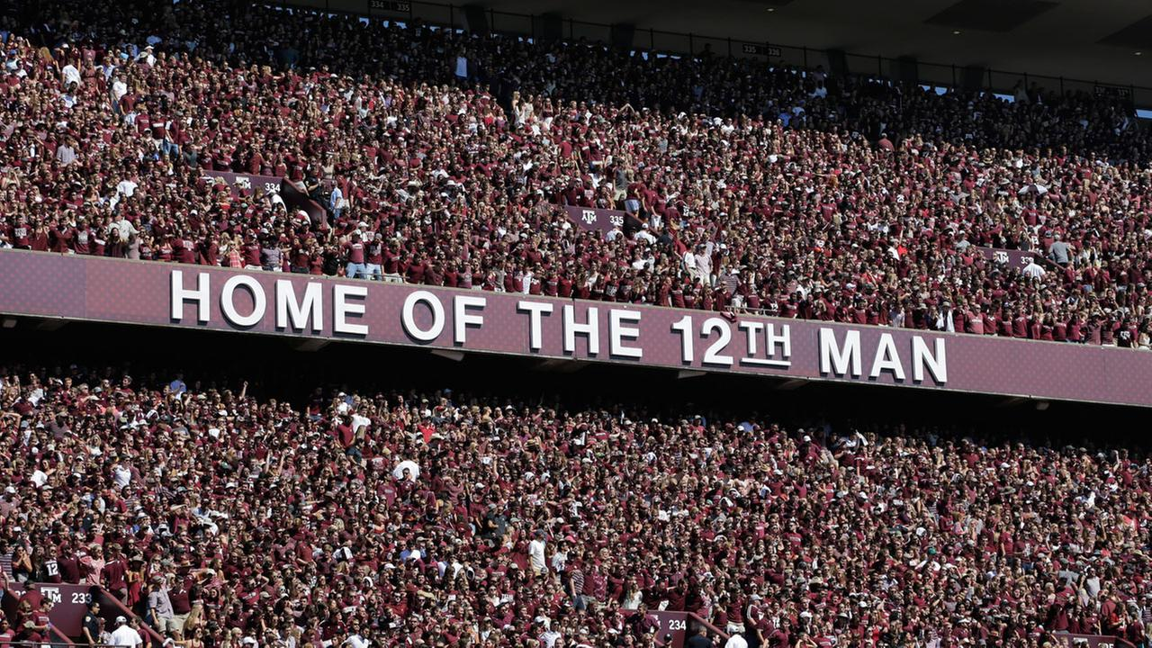 Texas A&M - Kyle Field