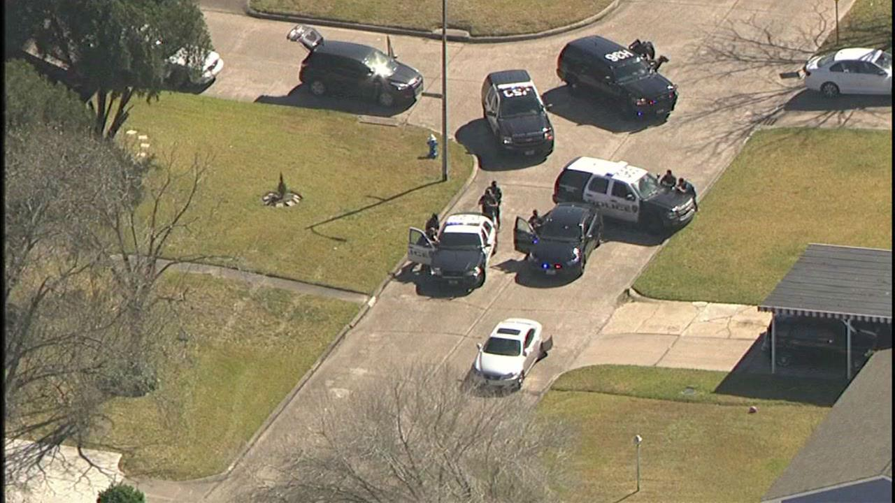 Images from police pursuitabc13
