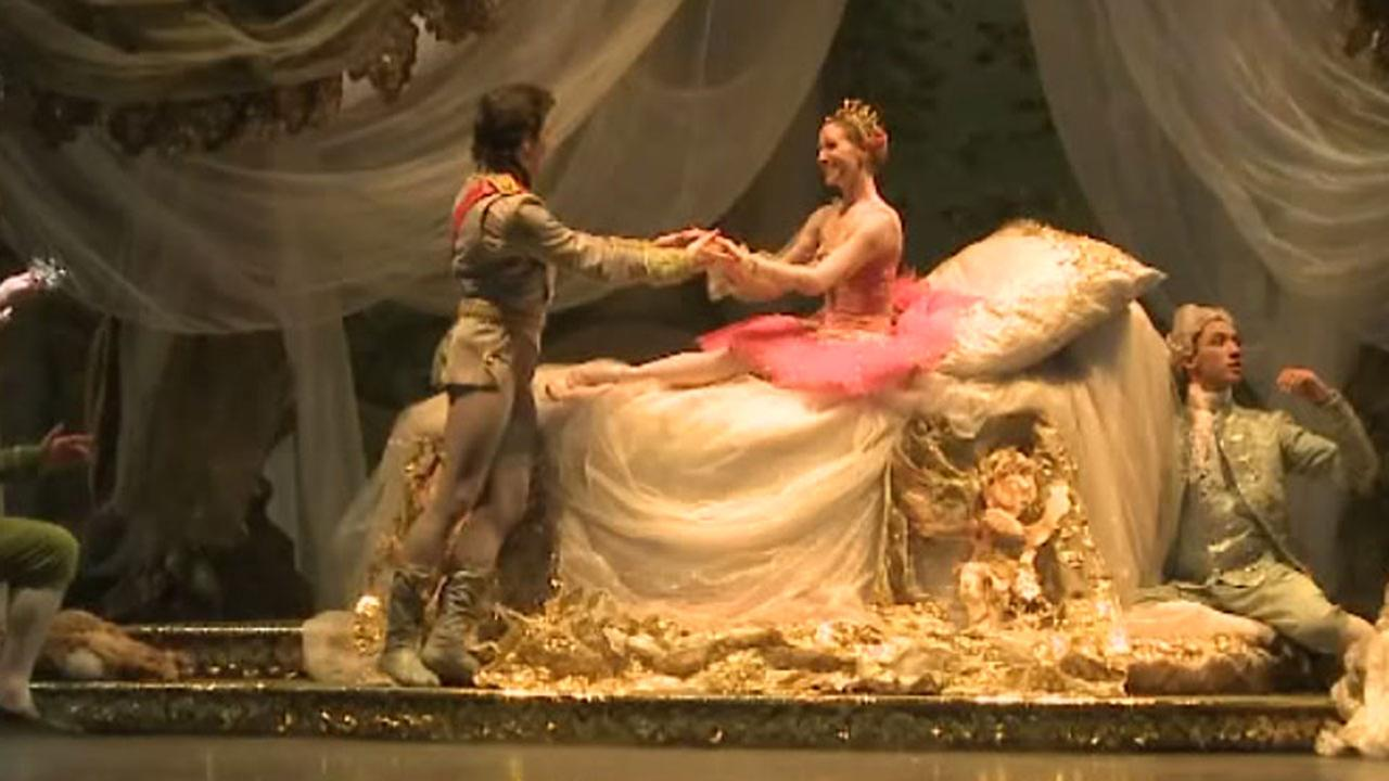 Sleeping Beauty at Houston Ballet
