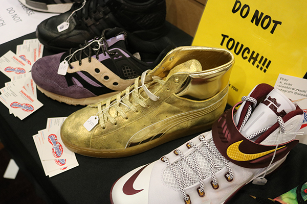 Shoe lover's dream: Sneaker Summit kicks off in Houston this weekend | abc13 .com