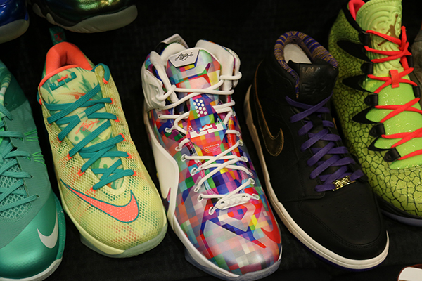 RELATED: Sneaker Summit 2016 kicks its way into Houston