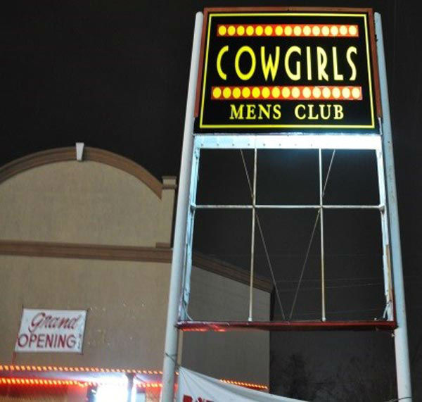 """<div class=""""meta image-caption""""><div class=""""origin-logo origin-image """"><span></span></div><span class=""""caption-text"""">An undercover operation by police led to six arrests at the Cowgirls Men's Club in northwest Harris County (KTRK Photo)</span></div>"""