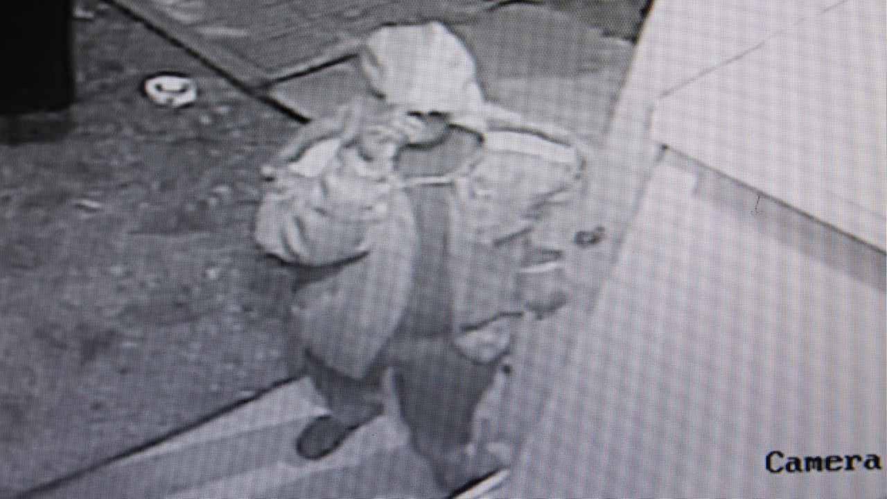 Suspect in Sonic Restaurant fire