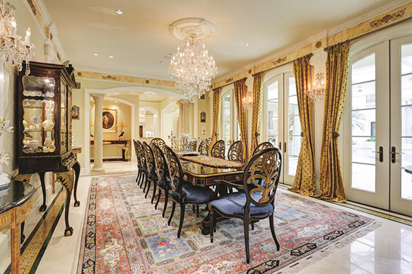 Get Your Decadence On In This 15 9 Million River Oaks