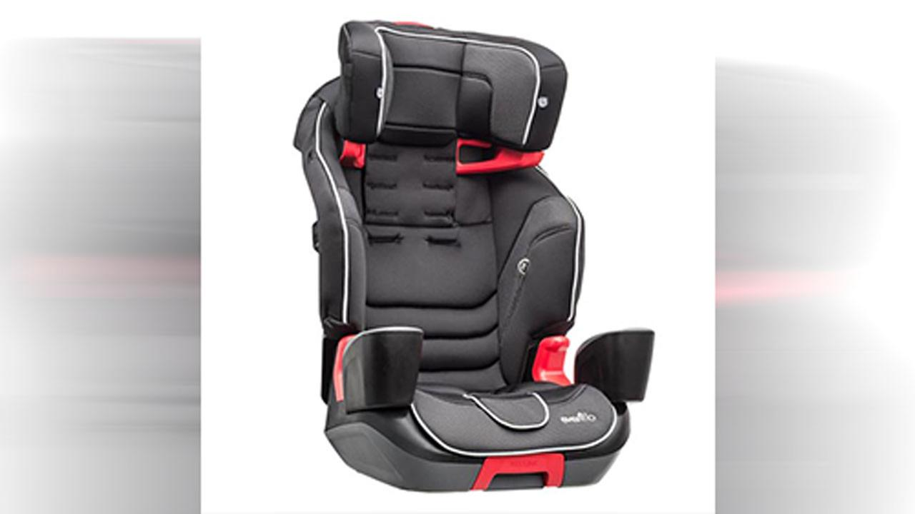 evenflo recalls over 56 000 child seats for harness problem. Black Bedroom Furniture Sets. Home Design Ideas