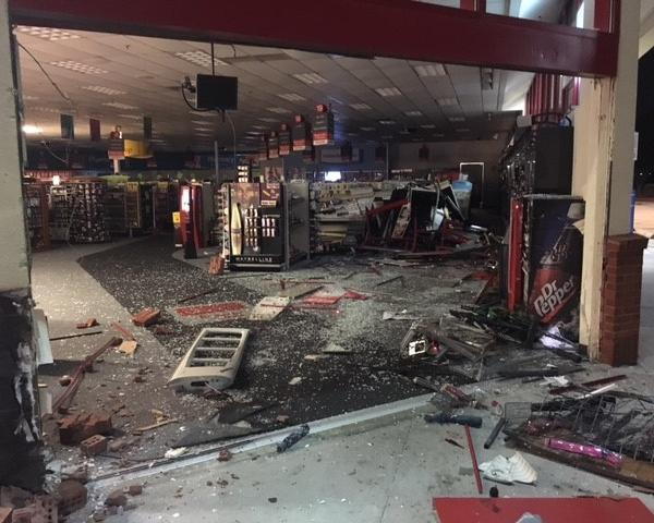 <div class='meta'><div class='origin-logo' data-origin='KTRK'></div><span class='caption-text' data-credit=''>Thieves crash truck into CVS stores in Harris County</span></div>